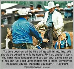 ... Quotes, Ray Hunting, Nature Horsemanship, Horses Wisdom, Hors Quotes