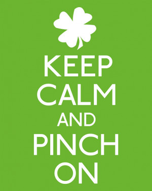 st patrick s day sayings she also has a cute keep calm post st patrick ...