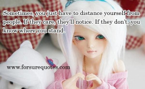 Picture quotes if they dont you know where you stand