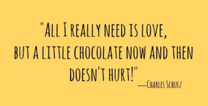 10 Best Chocolate Quotes of All Time
