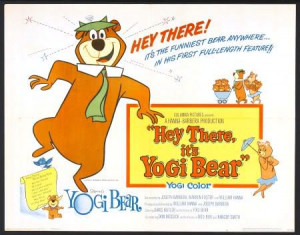 Quotes Love Hey There Its Yogi Bear Sayings Life