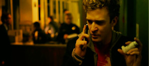 Sean Parker in The Social Network (2010)