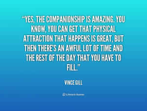 Quotes About Friendship and Companionship