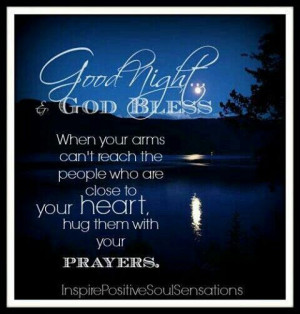 Good Night & God Bless