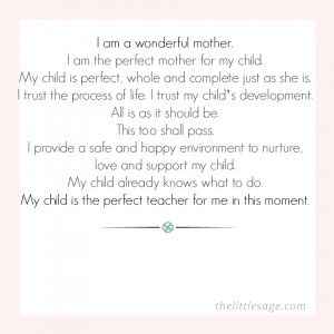 Positive Birth Affirmations And Pregnancy Sayings Focus