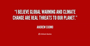 Global Climate Change Quotes