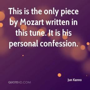 Mozart Quotes