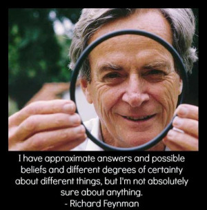 Richard Feynman Los Angeles