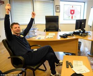 Aston Villa spoke to Sportsmail's Chief Sports Writer Martin Samuel in ...