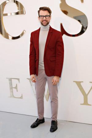 Brad Goreski Stylist Brad Goreski poses for a photo at the Kate Spade