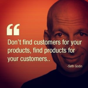... Quotes on Marketing , Marketing Quotes , Seth Godin , Seth Godin