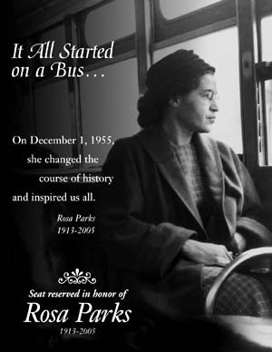 rosa parks quotes life bus struggle start change