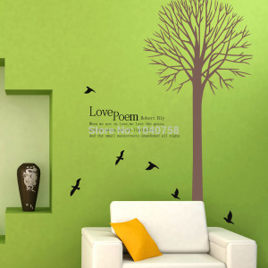 Family Tree Quotes Poems Large family tree wall decals