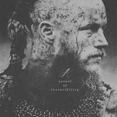ragnar lothbrok a vessel of invincibility vikings more ragnar lothbrok ...