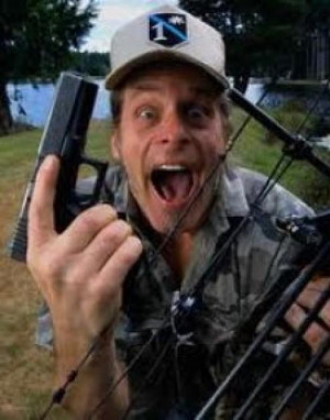 Ted Nugent for President? The stupid sure shows up early!