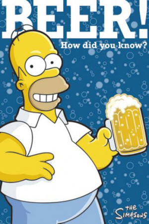 Homer simpson beer quotes pictures 3
