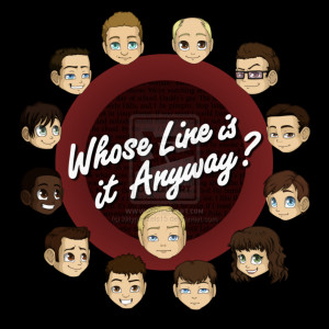 Whose Line Is It Any Way Quotes