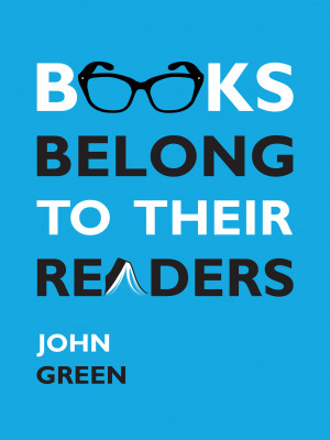 Book Quotes Tumblr John Green John green recently requested
