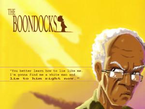 The Boondocks the boondocks