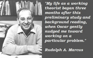 Rudolph a marcus famous quotes 5