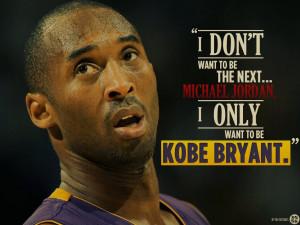 Kobe Bryant Quote Typography by NathanHankinson