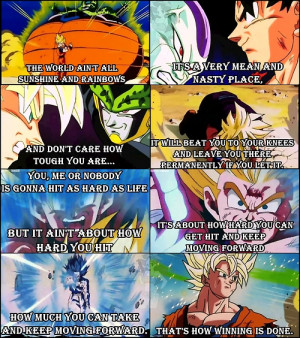 Goku Famous Quotes http://www.tumblr.com/tagged/my%20snapshot