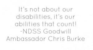 Disabilities quote #2