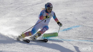 Lindsey Vonn Skiing Photos