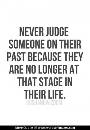 Quotes about judgement