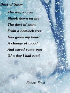 Robert Frost Poem Christmas