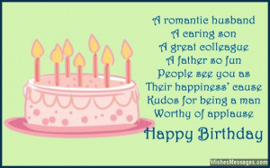 dad quotes from son happy birthday dad quotes from son happy birthday ...