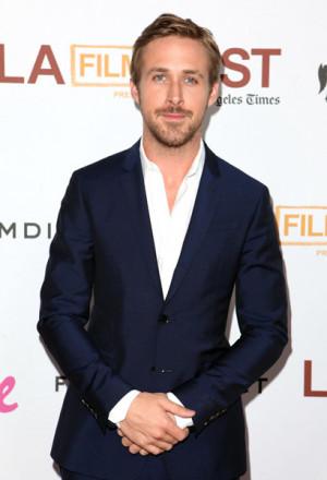 Ryan Gosling Thinks Like a Girl