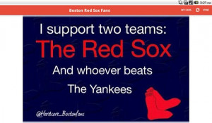Boston Red Sox Fans screenshot for Android