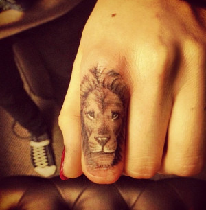 Lion tattoo meaning for women
