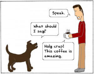 42 Monday Morning Funny Coffee Quotes, Coffee Cartoon