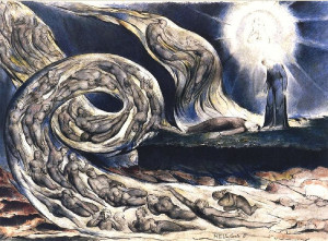 William Blake and The Divine Comedy - tuotuofly - 墨·色