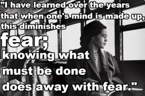 Rosa Parks Quotes No Rosa parks