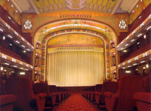 Technical Theatre Quotes Tuschinski theatre