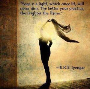 inspiration #yoga #BKSIyengar #quotes