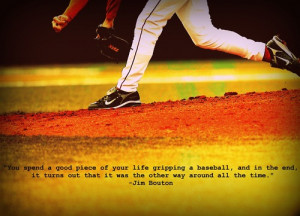 MLB #baseball #baseball love #jim bouton #baseball quotes #quotes