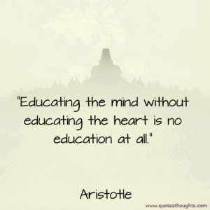 great educational quotes great educational quotes from historical ...