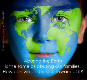 positive quotes for the day Inspirational Picture Earth Day Question ...