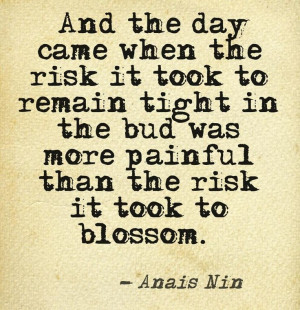 anais nin quotes and sayings | Anais Nin