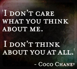 Coco Channel - #Legend