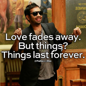 Tom Haverford Quotes The wisdom of tom haverford