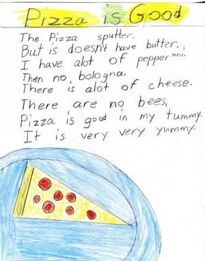 Pizzapoem