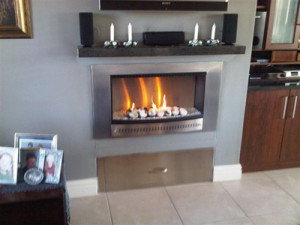 Vented and Unvented Gas Fireplaces