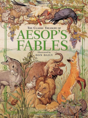 ... Classic Treasury of Aesop's Fables (9780762428762): Don Daily: Books