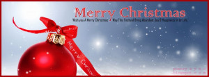 FB Covers Merry Christmas FB Timeline With Quotes Happy Holidays New ...