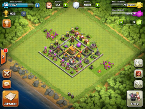 thread funny clash of clans quotes